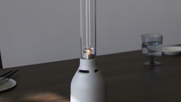 Sony Glass Sound Speaker