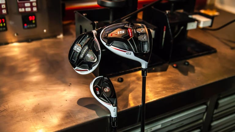 TaylorMade R15