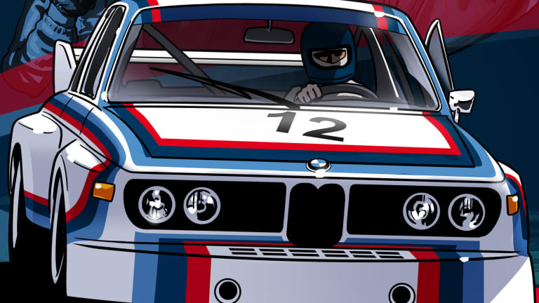 Adrenalin - The BMW Touring Car Story