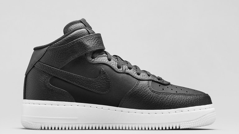 Nike's luxurious Air Force 1 Mid CMFT