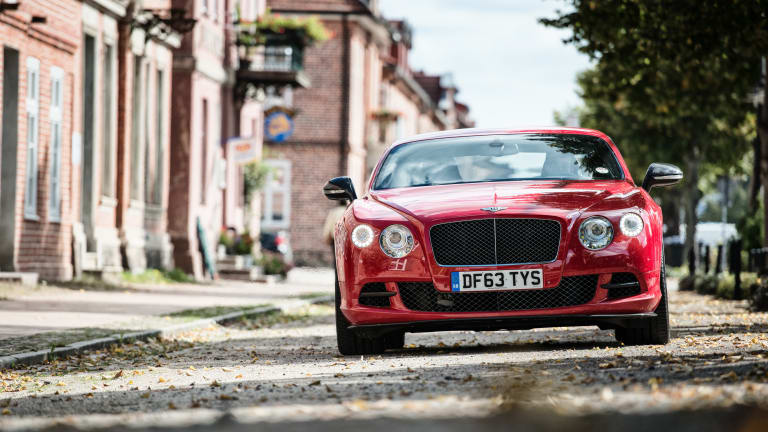 The Beautiful Beasts: Bentley's Brawny Grand Tourers
