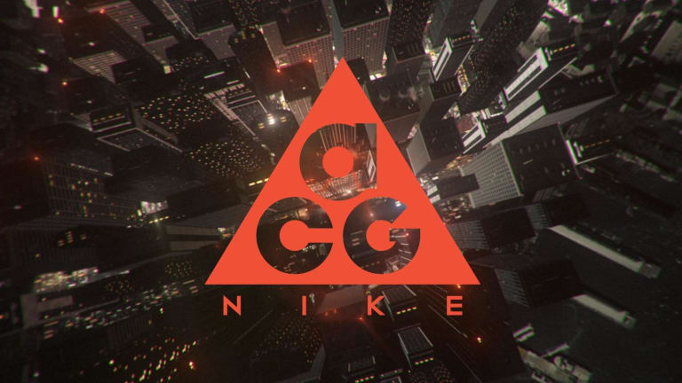 The Return of Nike ACG