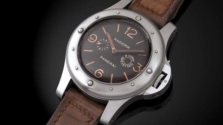 "Artcurial's ""Panerai Only"" Auction"