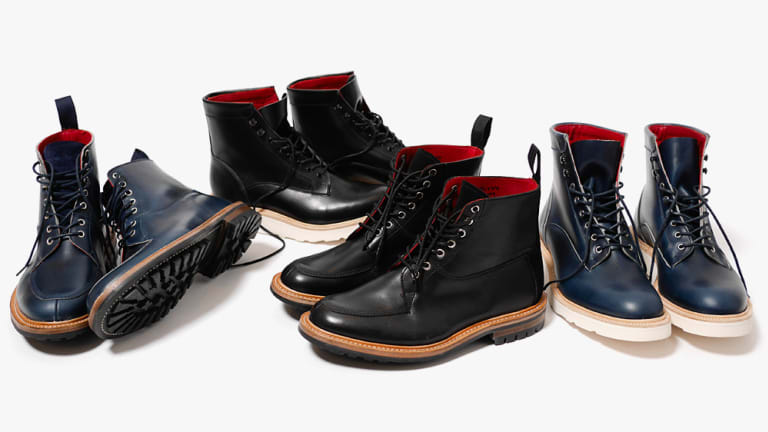 Tricker's for Haven Winter '14