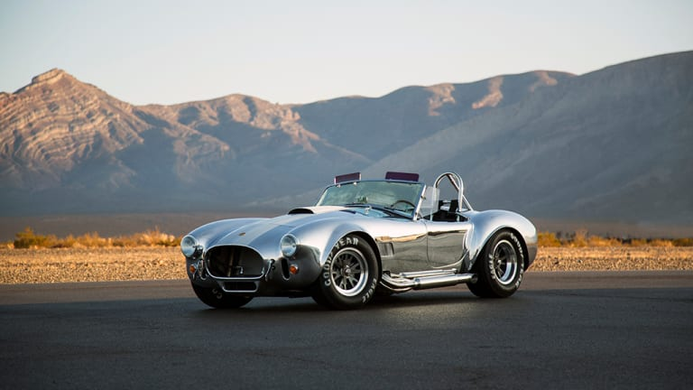 Shelby celebrates 50 years with a special edition 427 Roadster