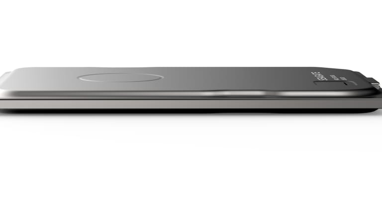 Seagate unveils the thinnest 500GB external drive, the Seven