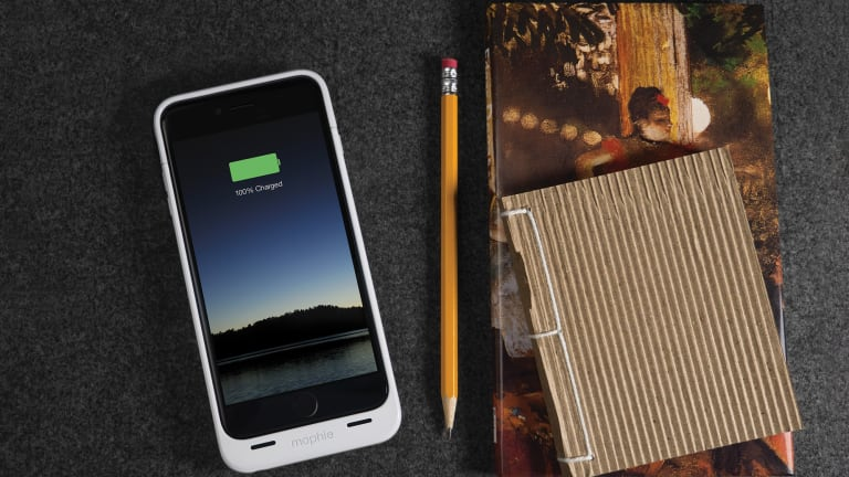 Mophie releases their long awaited iPhone 6 Juice Packs