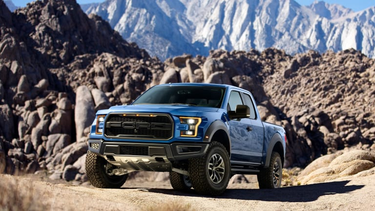 Leaner and Meaner: The 2016 Ford Raptor