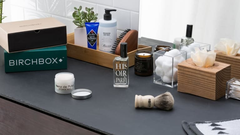 Building your grooming regime with Birchbox Man