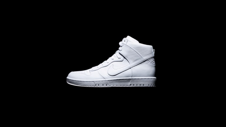 The NikeLab Dunk Lux High