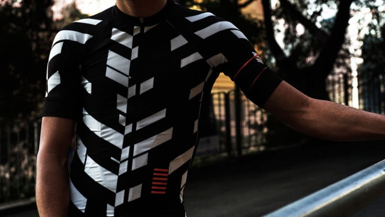 "Rapha ""Data Print"" Pro Team Jersey"
