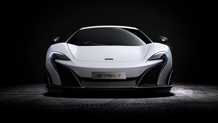 Return of the Longtail: The McLaren 675LT