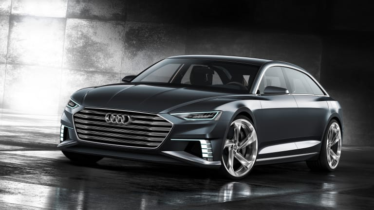 The Audi Avant Prologue Show Car