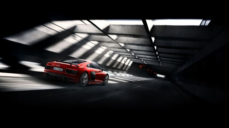 Audi unveils the next-generation, 2016 R8