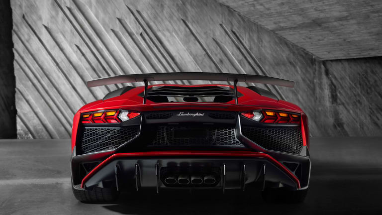 The Return of the SV, Lamborghini unveils the Aventador Superveloce