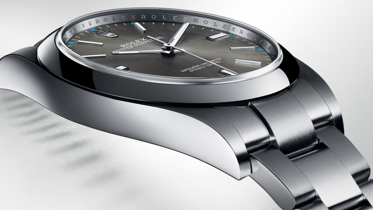 Rolex's 2015 Oyster Perpetual