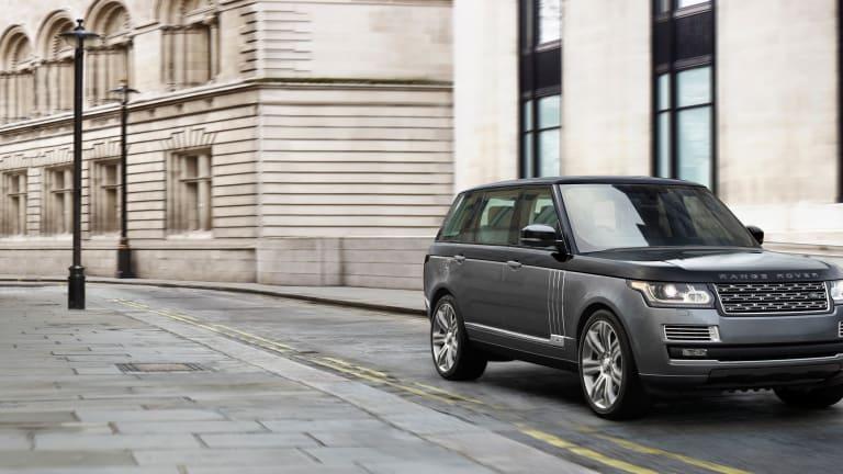 The Range Rover SVAutobiography
