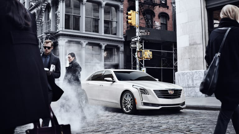 Cadillac's all-new CT6