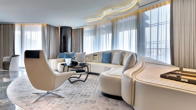 The Bentley Suite at The St. Regis Istanbul