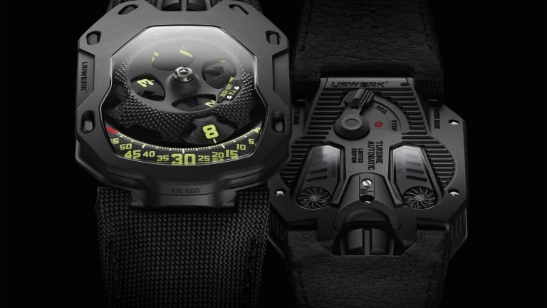 The URWERK UR-105TA