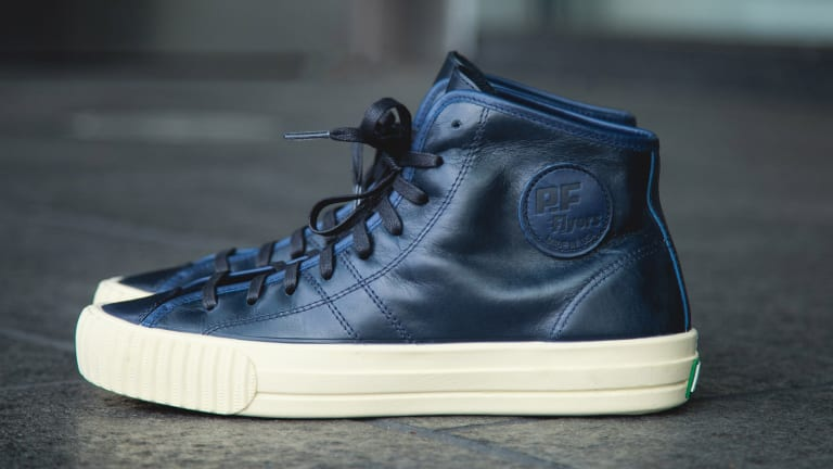 Tanner Goods takes its back to the hardwood with PF Flyers