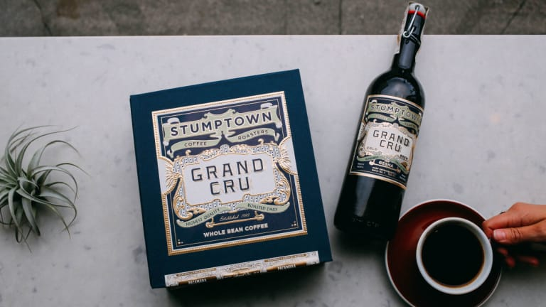 The grandest of the cold brews, Stumptown's first-ever Grand Cru