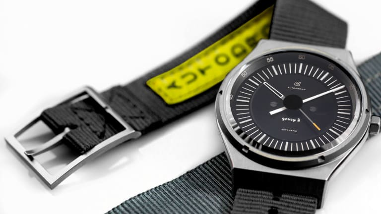 Autodromo takes it back to the '80s with their Group B Watches