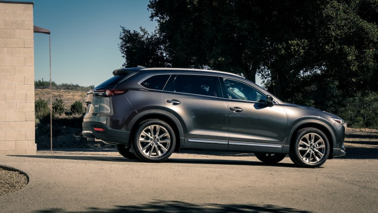 Mazda proves the crossover is still king with their all-new CX-9