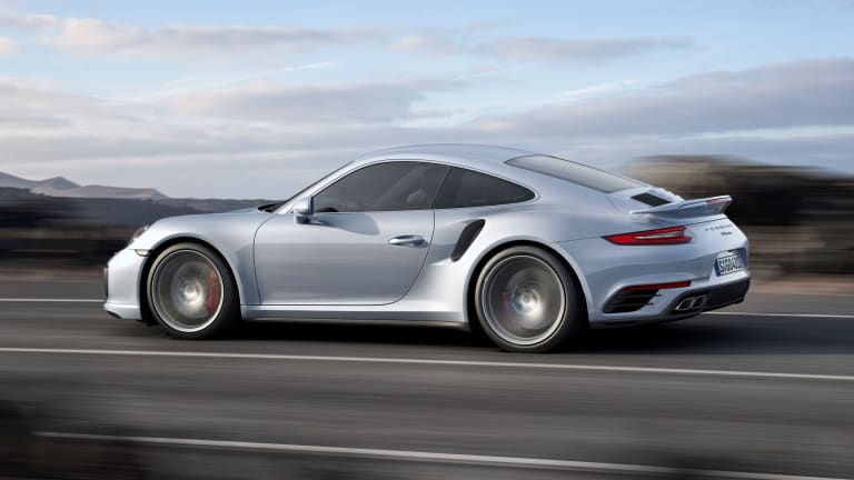Porsche's brings even more muscle to its ultimate 911
