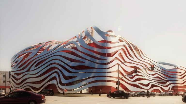 LA's The Petersen Museum reveals an all-new design by architects Gene Kohn and Trent Tesch