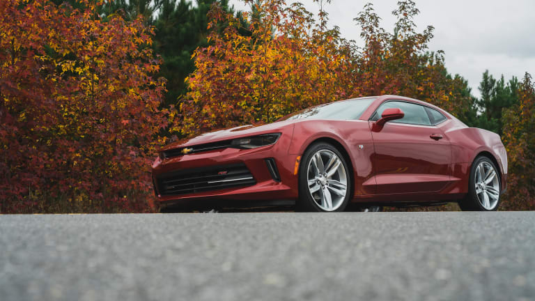 SPEC | The 2016 Chevrolet Camaro