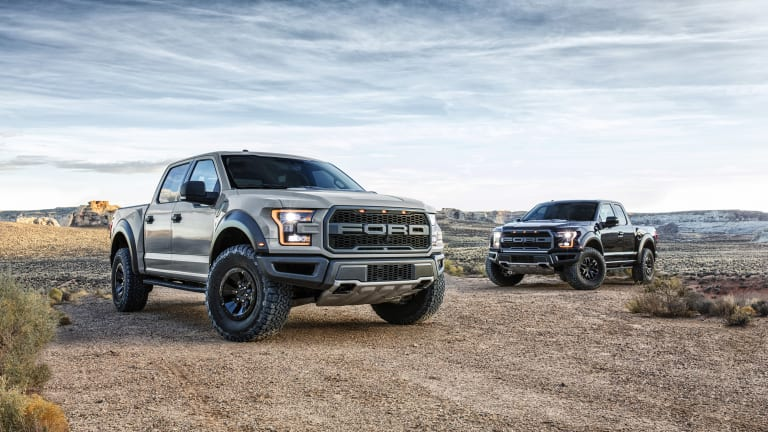 Ford introduces a roomier Raptor with the new F-150 Raptor SuperCrew