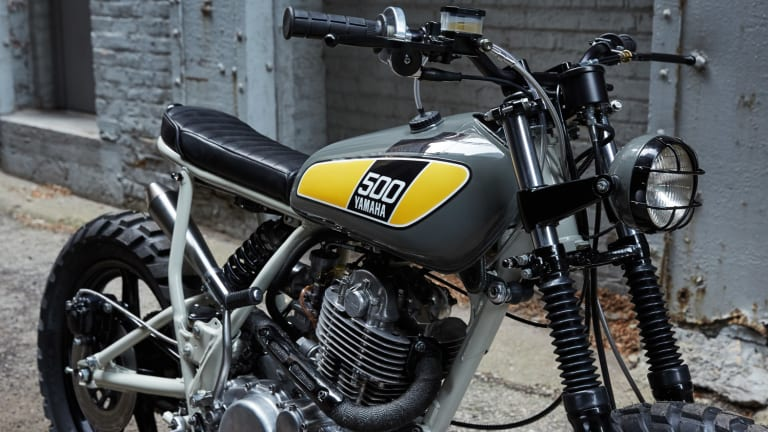 Federal Moto's fifth bike, the Sunshine State of Mind