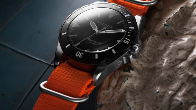 Filson unveils its Dutch Harbor watch collection