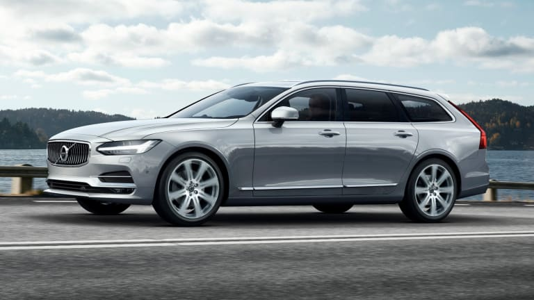 Volvo's V90 takes their wagons to a new level of refinement