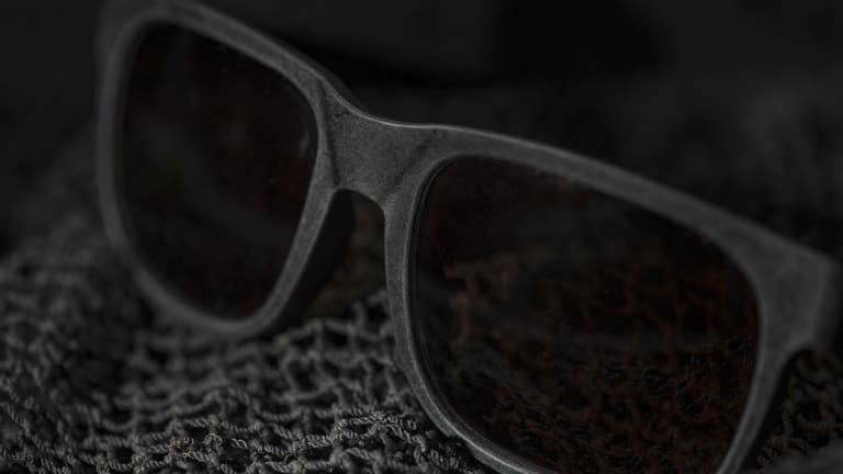 Karun and Bureo debut the first collection of sunglasses made out of fishing nets