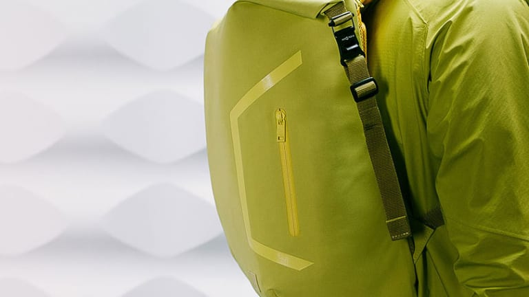 Descente Allterrain and Porter team up on a waterproof rucksack and messenger bag