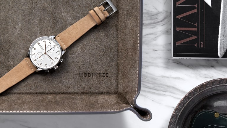 Hodinkee builds the ultimate shop for the discerning watch lover
