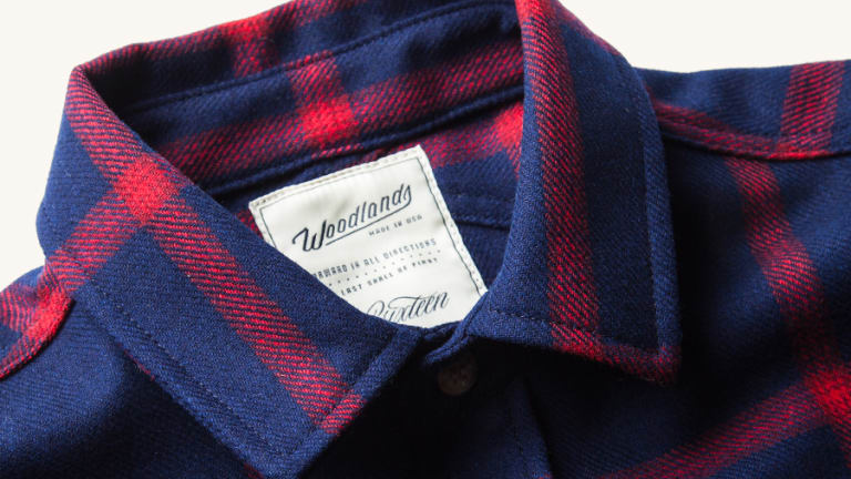 Woodlands adds a dose of Pendelton Wool to their latest overshirt