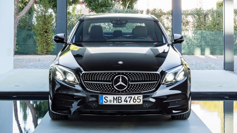 Mercedes continues to grow its army of AMGs with the new E43