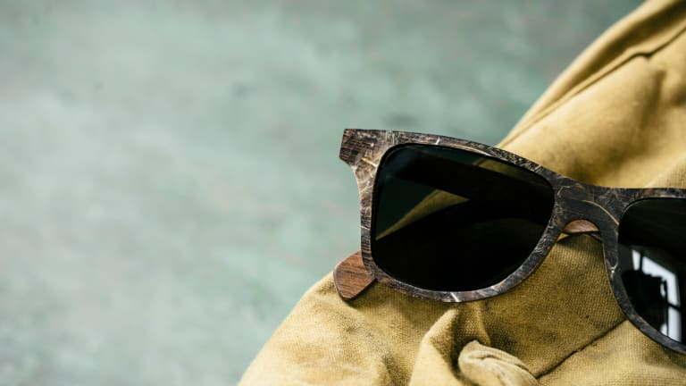 Shwood's new Badlands Collection is wearable art in sunglass form