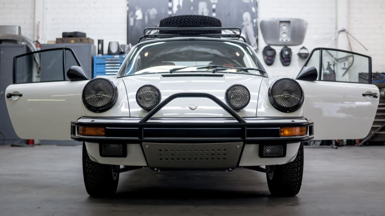 This year's Luftgekühlt is going to have a very special 911 for sale