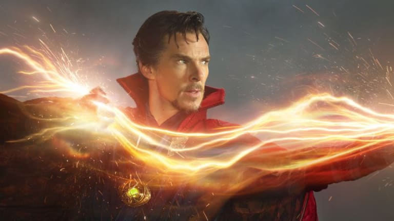 Doctor Strange shows the magical side of the Marvel Cinematic Universe