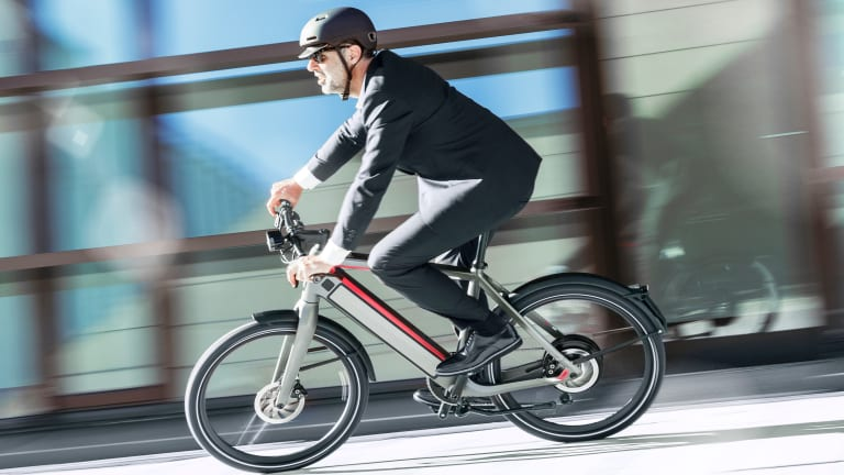 Stromer's ST2 S is the McLaren of e-bikes