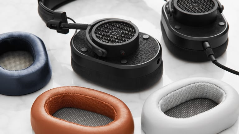 Master & Dynamic gives its headphones a whole new wardrobe
