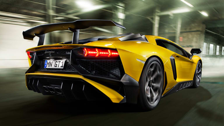 Novitec's Torado unleashes even more savagery from the Aventador Superveloce