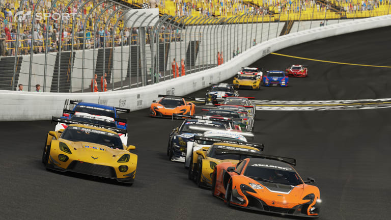 Gran Turismo Sport is the first online racing to be sanctioned by the FIA