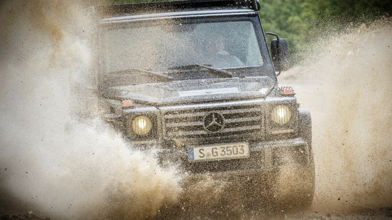 The best G-Wagen you can buy won't be coming to America