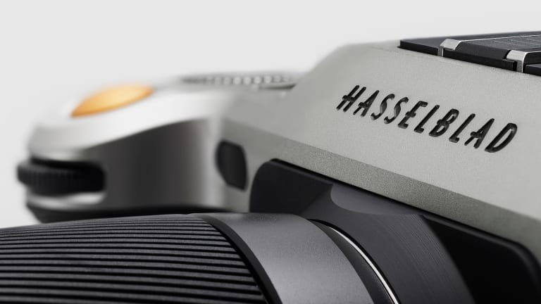 Hasselblad unveils the world's first medium format mirrorless camera, the X1D