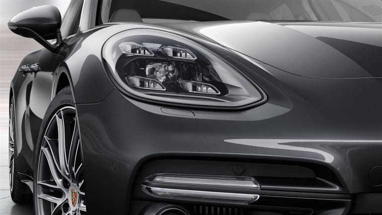 2016 Rewind | The all-new Porsche Panamera (and yes, they've fixed the back)